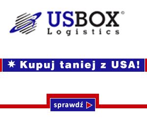 przesyłka USA Polska